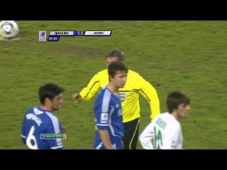 Чемпионат России 2011/2012 | Динамо - Спартак-Анжи (2-2) | (0-1) Роберто Карлос